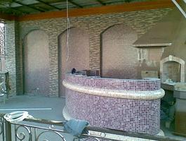 Мозаика в Калининграде